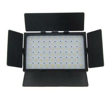 Falcon Eyes LED Lamp Set Dimbaar DV-605CT-K2 incl. Accu