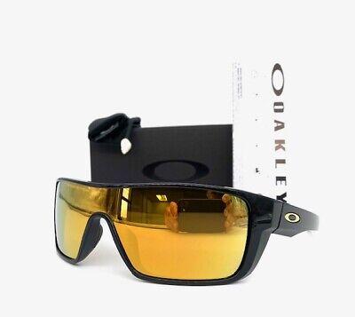Oakley Straightback OO9411-0227 Polished Black / 24K Iridium.  Store Display (Oakley Sunglasses Store)
