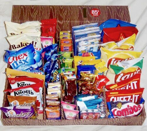 Single Wood Grain Snack Box