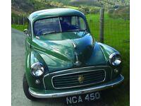 1956 Morris Minor Series 2 Fully Restored