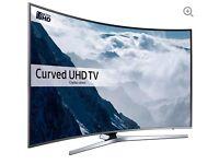 "SAMSUNG UE49KU6670 Smart 4k UHD 49"" Curved TV"