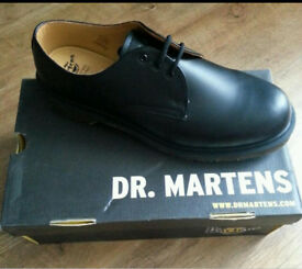 Dr Martens Size 10 Occupational Shoe