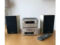 Teac HiFi System ( PD-H303 Compact Disc Player ) & ( AG-H300 Amp and Receiver )