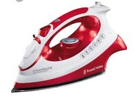 Russell Hobbs iron ex condition