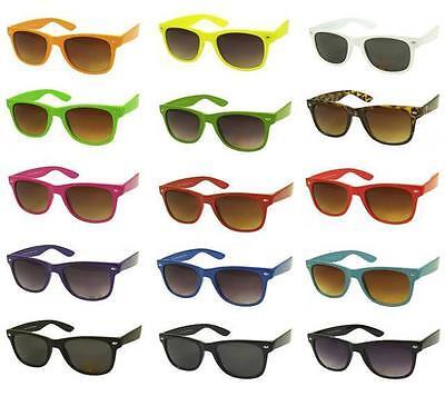 Gradiant Lens - Classic Retro Fashion Designer Sqaure Gradiant Lens Sunglasses Rave Preppy