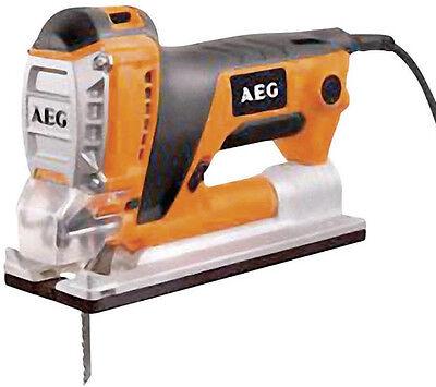 AEG Power Tools PST 500 X Stichsäge Pendelhub, kraftvolle 450Watt klein handlich