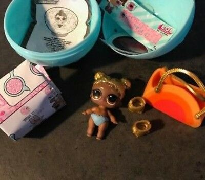 Spielzeug Puppen & Zubehör L.o.l Surprise ❣︎ Lil Soul Babe ❣︎ Lol Serie 3 Wave 2 Confetti