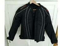 Ladies Gearx motorcycle jacket