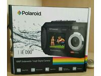 Polaroid underwater digital camera