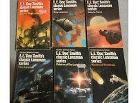 Six E E Doc Smiths Lensman Novels