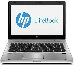 "hp elitebook 8470p 14"" 3rd gen i5 4 gig ram 500 gig hdd Highett Bayside Area Preview"