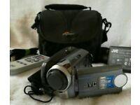 JVC 30GB HDD Camcorder