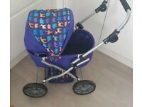 Childs Doll Pram