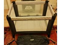 Mamas & Papas Travel Cot - like new