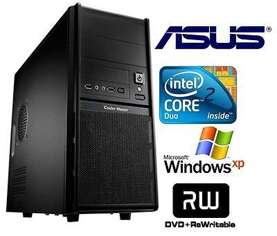 Pentium 2.4 Ghz (Rechner Computer Pentium Core Duo 2x2,4GHz 3GB 320GB Windows XP RS-232 COM-Port)