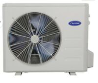 Heat Pump Sale! 1799,00 with tax for 12k BTU Carrier Mini Split