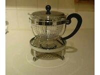 Tea warmer tea pot set