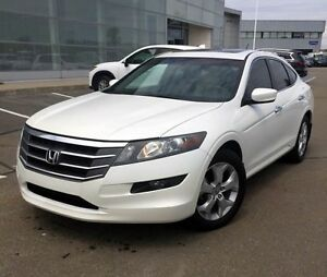 2010 Honda Accord Crosstour EX-L Sunroof   Leather   CERTIFIED