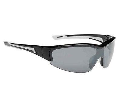Alpina Fahrradbrille Sportbrille Padas black-white Ceramic black
