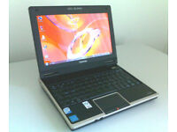 May Deliver - GOLD Toshiba Laptop, Excellent Condition, Fresh Software, Office, Antivirus
