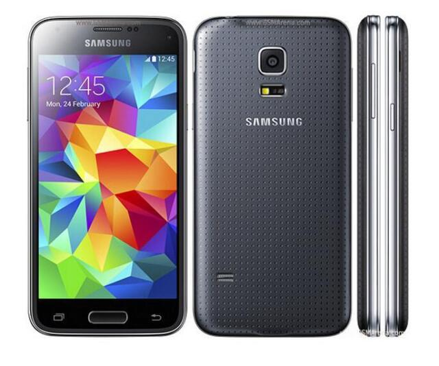 New Unlocked Original Samsung Galaxy S5 mini G800F 16GB Smartphone NFC 8MP Black