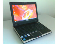 Can Deliver - GOLD Toshiba Laptop, Excellent Condition, Fresh Software, Win7, Office, Antivirus