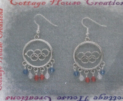 Cottage House Creations Olympic Games Earring Jewelry Making Kit](Jewelry Making Games)