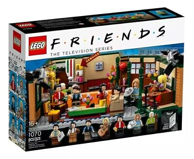 LEGO Friends Central Perk Ideas 21319 NEW SEALED MINT!