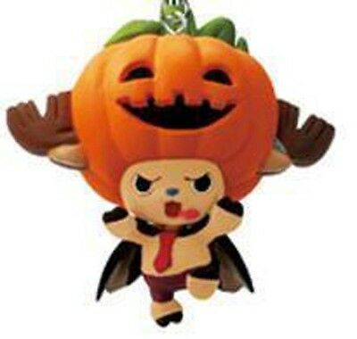 One Piece Anime Strap Figure Halloween Special Chopper Vampire Pumpkin - One Piece Halloween Special