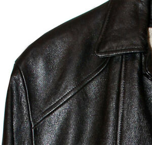 High Quality Vintage Kenneth Cole Leather Jacket