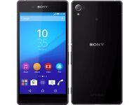 Sony xperia Z3 5.2 inch screen