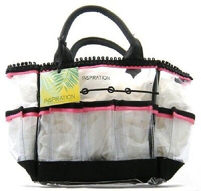 Inspiration Clear Cosmetic Tote