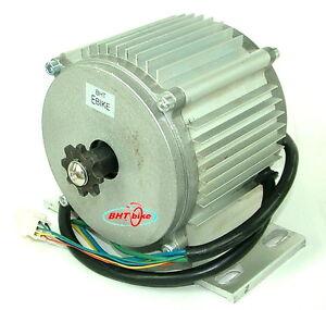 Brushless mid axial motor 48v rated 1000w vae e bike quad for 1000w brushless dc motor