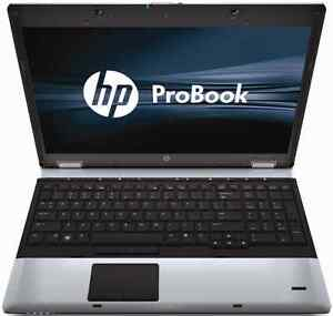 HP Probook 6555b QUAD CORE 15.6 Radeon HD Graphic WIN 7
