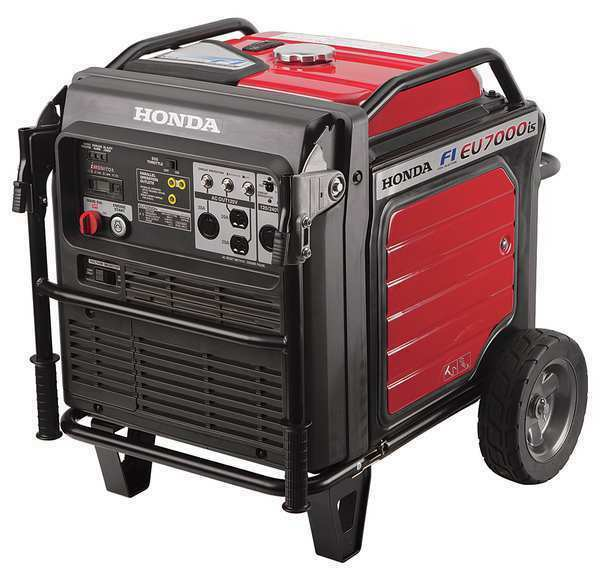 Honda Eu7000iat1 Inverter Generator,7000w,120/240vac G5267477