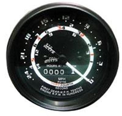 Ford Naa 600 800 2000 4000 To 1964 5 Speed Tractor Tachometer C3nn17360k