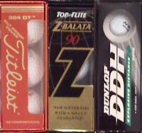 BRAND NEW GOLF BALLS 48 IN TOTAL