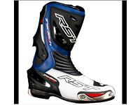 Motorcycle boots rst