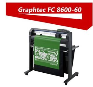 Graphtec FC8000-60 24'' Professional Vinyl Cutter Plotter paint