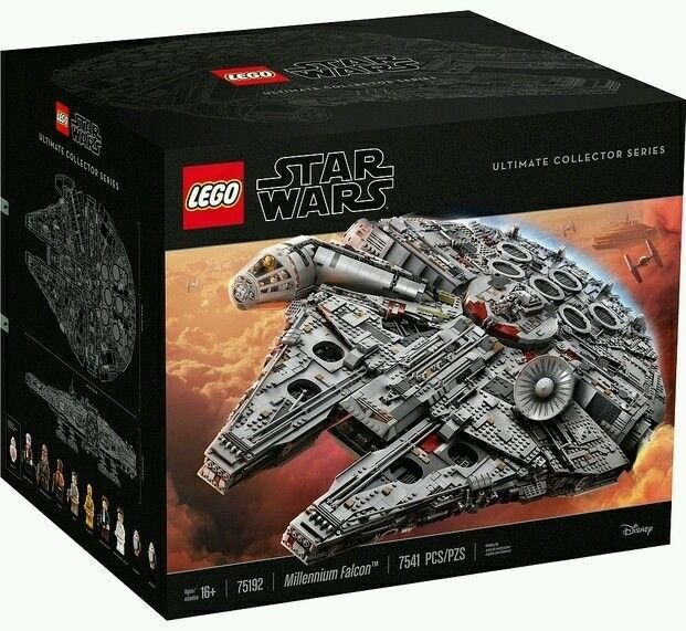 LEGO 75192 Millenium Falcon UCS - Star Wars