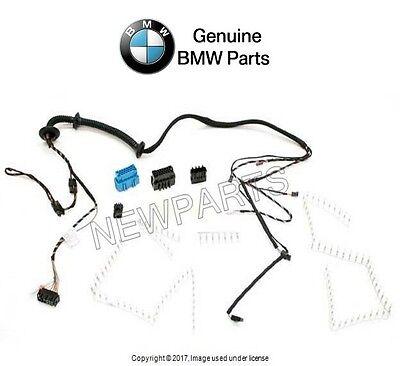 For BMW E39 Sedan 525i 528i M5 530i 540i Trunk Lid Wiring Harness Genuine