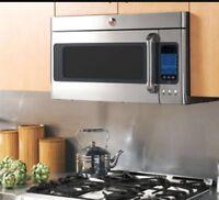 Dishwasher washer dryer fridge stove installation