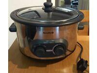 Breville 4 in 1. Slow Cooker / Fryer / Steamer / Rice Cooker