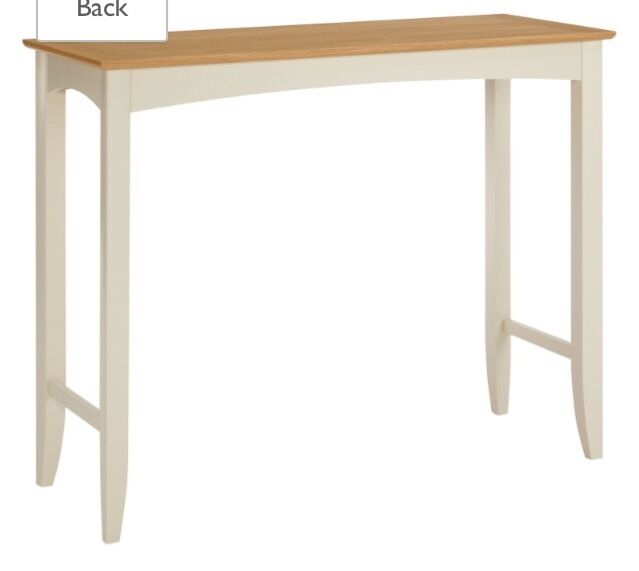 John Lewis Alba Bar Table in Edinburgh Gumtree : 86 from www.gumtree.com size 639 x 571 jpeg 14kB