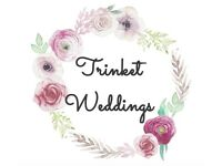 Freelance wedding planner seeking clients