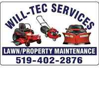 Lawn/Property Maintenance. Sarnia ,Corrunna and surrounding area