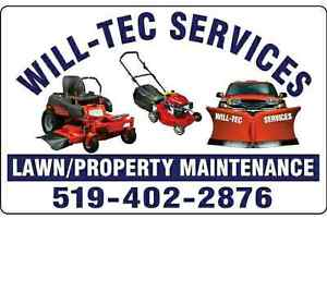 Lawn and property maintenance Sarnia Sarnia Area image 1