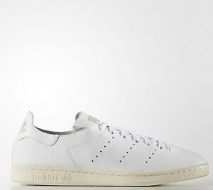 Adidas Stan Smith Leather Sock Shoe Deadstock (in box) size 11.5