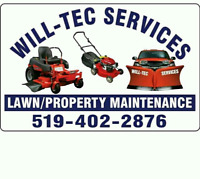 Lawn property maintenance   Sarnia,Corrunna and surrounding area