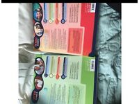 BTEC level 3 books 1 and 2